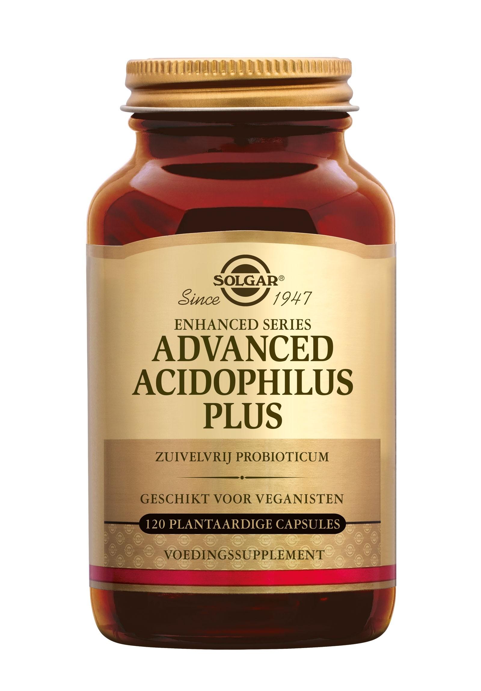 Solgar Advanced Acidophilus Plus (120)