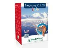 Neptune Krill Olie Kids 120sft