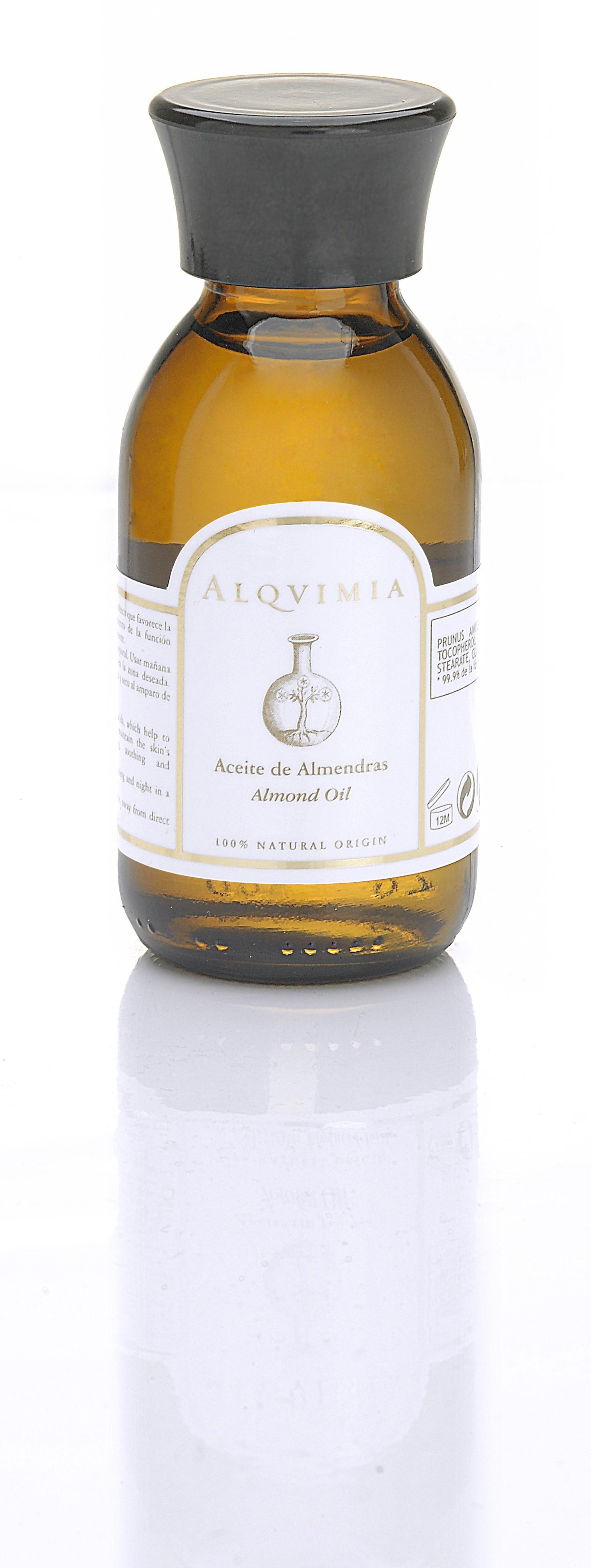 Alqvimia Almond (Amandel) Draagolie 100 ml