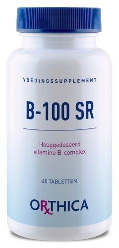 Orthica B100 SR(60 tabs)