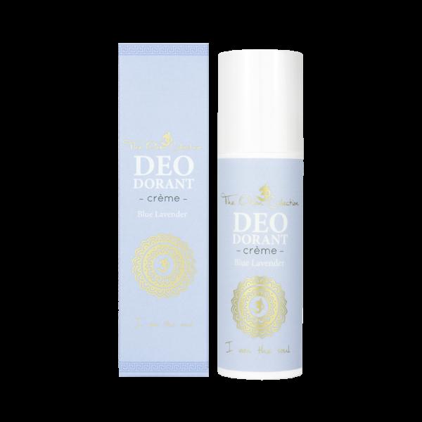 The Ohm Collection - DEOdorant Creme: Blue Lavender