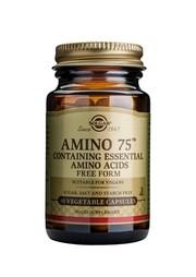 Solgar Amino 75™ (Vrije vorm) (30 caps)