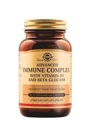 Solgar Advanced Immune Complex (Met vitamine D-3 en bèta glucanen)