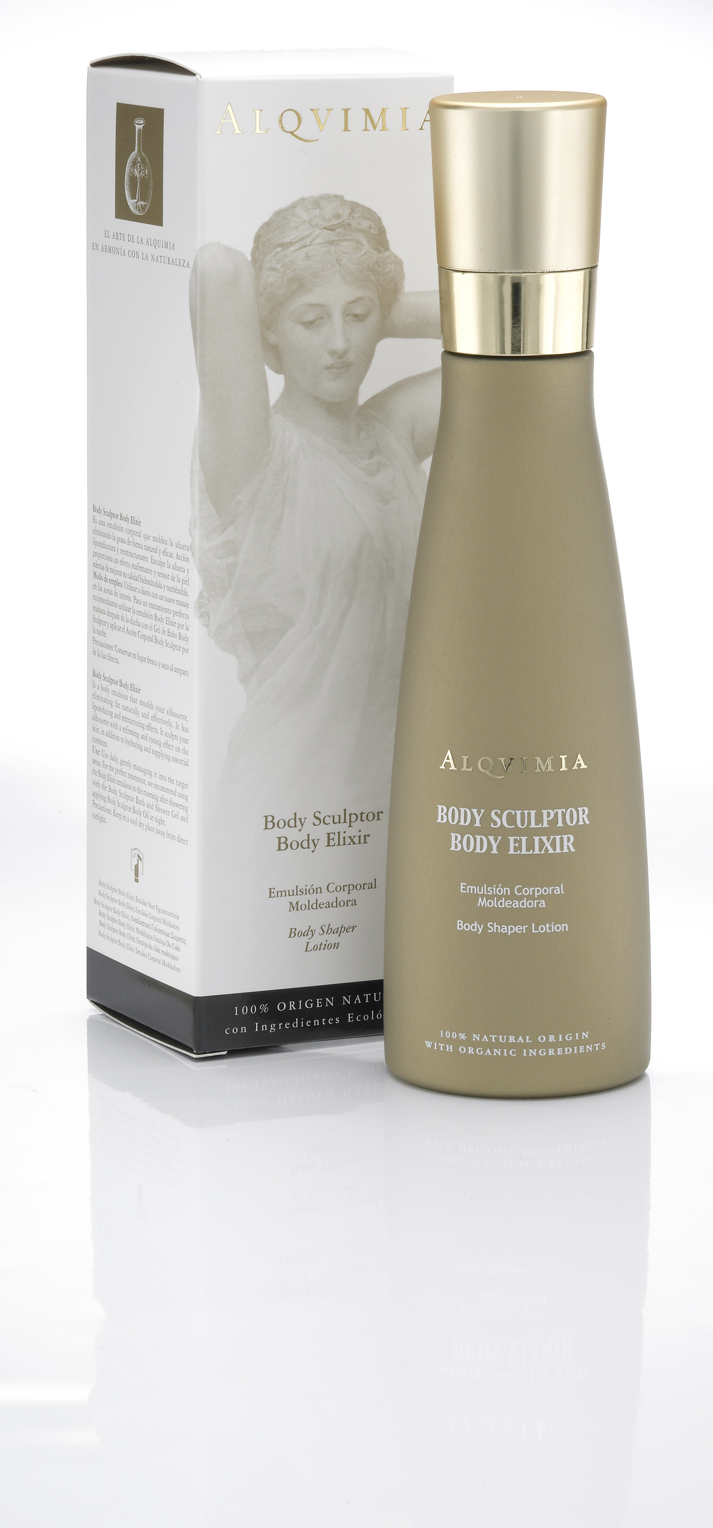 Alqvimia Body Sculptor Body Elixer 200 ml
