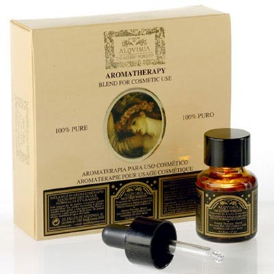 Alqvimia Blend for Normal and Oily Skin Essentiële Olie 17 ml