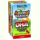 Animal Parade DHA / Omega 3 Visolie kauwtabletten