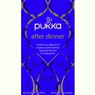 Pukka After Dinner Tea  3x 20st.