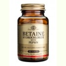 Solgar Betaine Hydrochloride with Pepsin