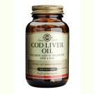 Solgar Cod Liver Oil (Levertraan, Vitamine A & D)