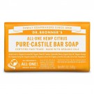 Dr.Bronner Citrus Soap Bar 140gr