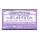 Dr.Bronner Lavender Soap Bar 140gr
