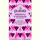 Pukka Elderberry Echinacea Tea 3x 20st.