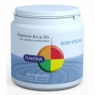 Plantina Vitamine K2 - D3 60 cp