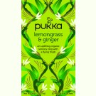 Pukka Lemongrass & Ginger Tea 3x 20st.