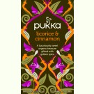 Pukka Licorice & Cinnamon Tea 3x 20st.