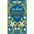 Pukka Chamomile vanille/manuka   3x 20st.