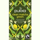 Pukka Clean Matcha Green tea 3x 20st.