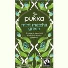 Pukka Mint matcha green 3x 20st.