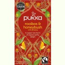 Pukka Rooibos & honeybush thee 3x 20st.