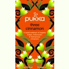 Pukka Three Cinnamon Tea 3x 20st.