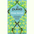 Pukka Three Fennel  Tea 3x 20st.