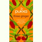 Pukka Three Ginger Tea 3x 20st.