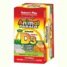 Animal Parade Vitamine D3 kauwtabletten